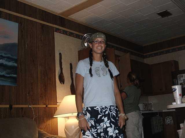Heather the hippie