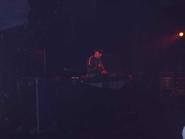 DJ Icey on the dex