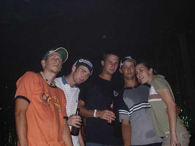 Landon, Trenton, Hardin, Gabe, and Kathy