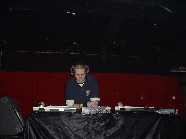 DJ Dekane